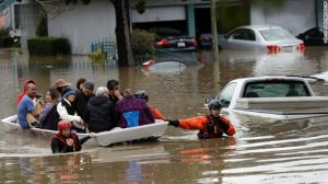 San Jose Flooding Calls For Mandatory Evacuation For 14,000 People…. Still Not Safe To Come Back