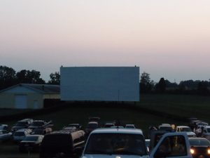 Drive-In Theaters Gain Popularity