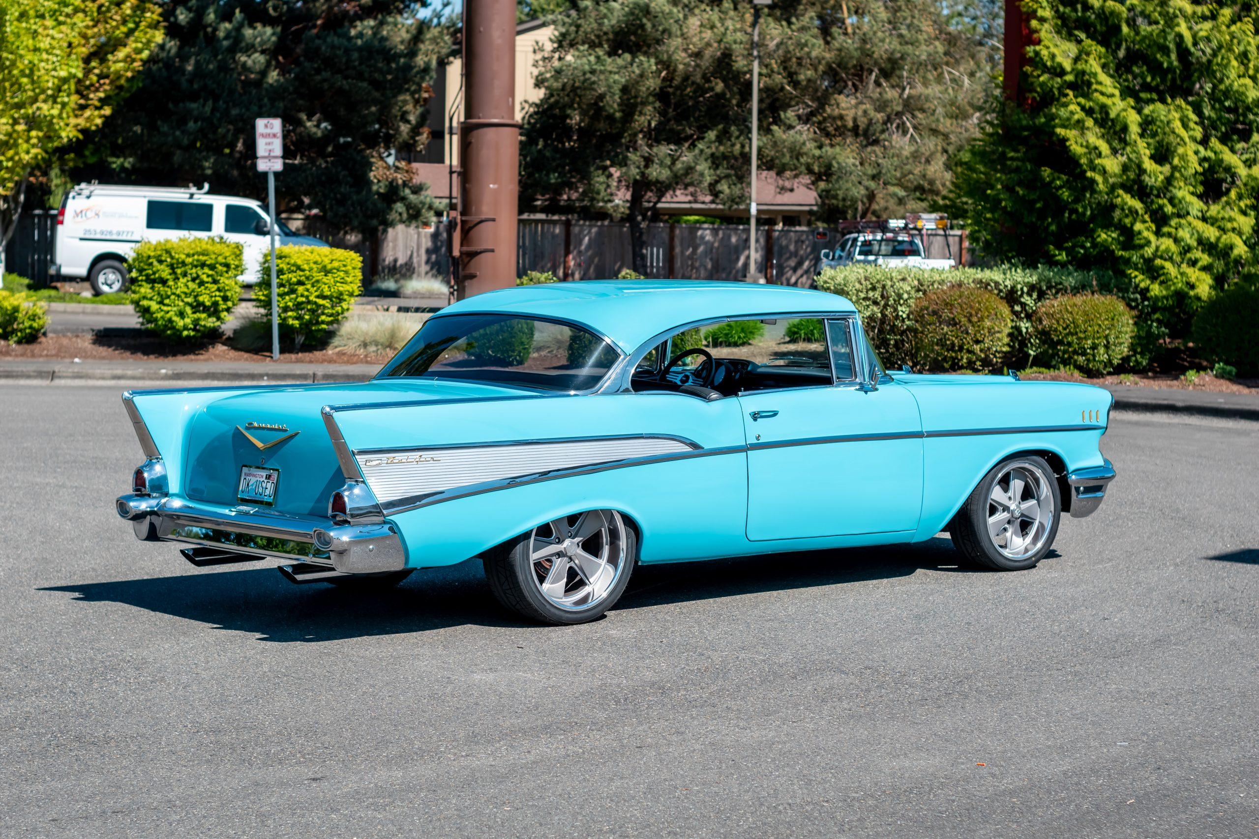 Chevrolet 1957 Preservation Is Key To Enjoying Vintage Vehicles